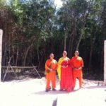 Templo Shaolin China Cancun