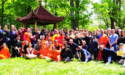 Resumen Retiro USA Shaolin Temple 2014